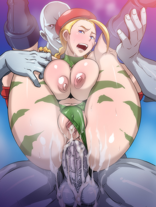 fighter cammy street Rouge the bat impregnation hentai