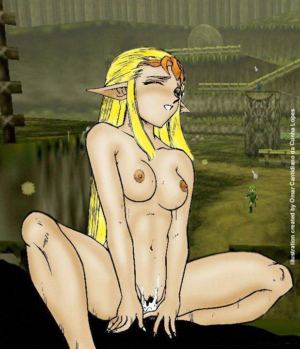 of malon of zelda ocarina time legend Ni no kuni