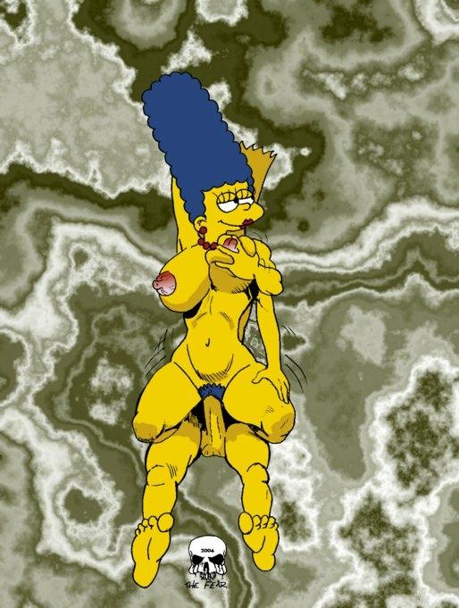 of nude simpson pics marge Nora to oujo to noraneko heart cg