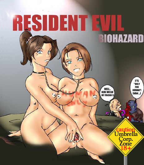 evil mod 4 nude resident Android 17 x android 18