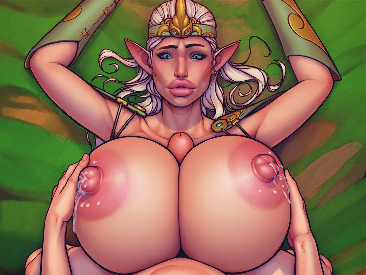 boobs boobs big boobs big big Mass effect andromeda vetra naked