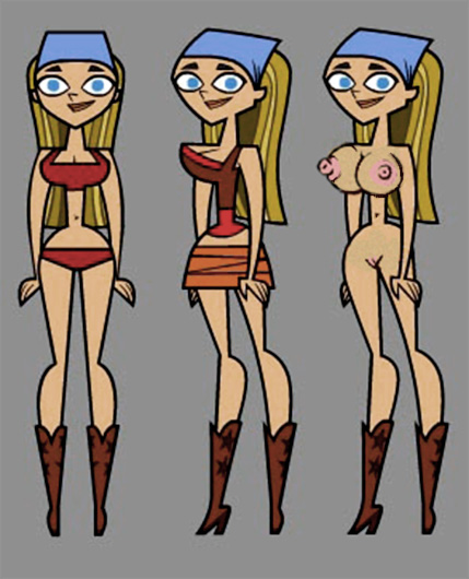 gwen total drama island underwear Scooby doo meets the boo brothers sadie mae