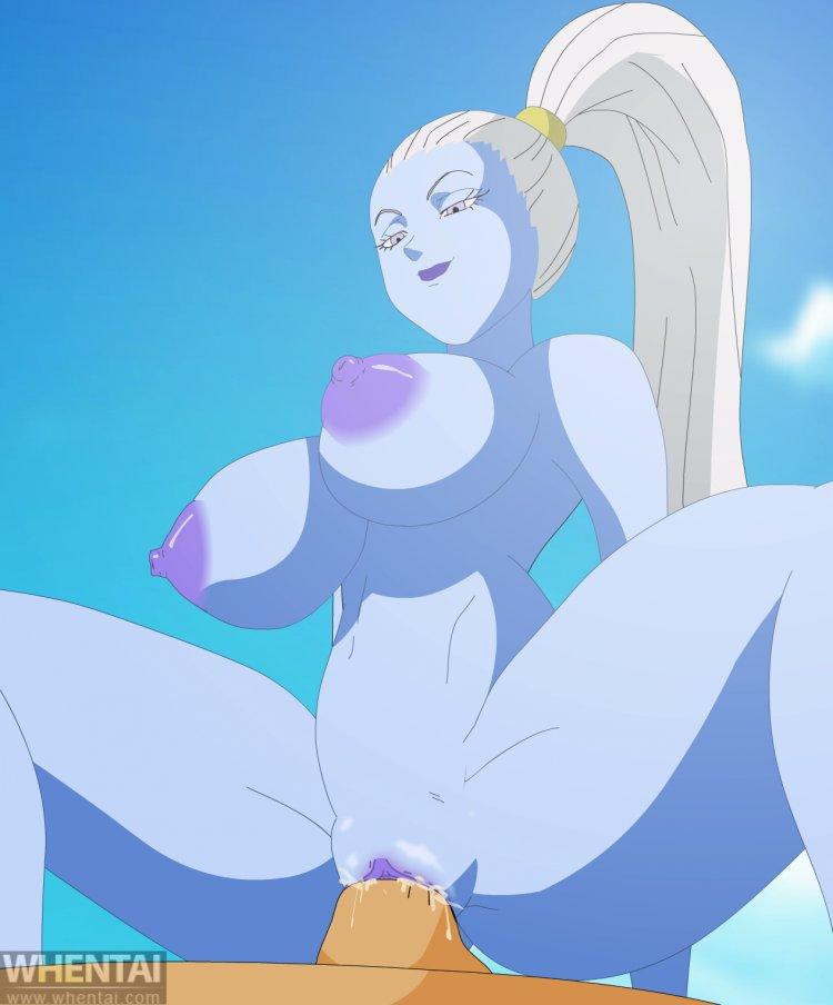 ball hentai super dragon kale Amano-megumi-wa-suki-darake