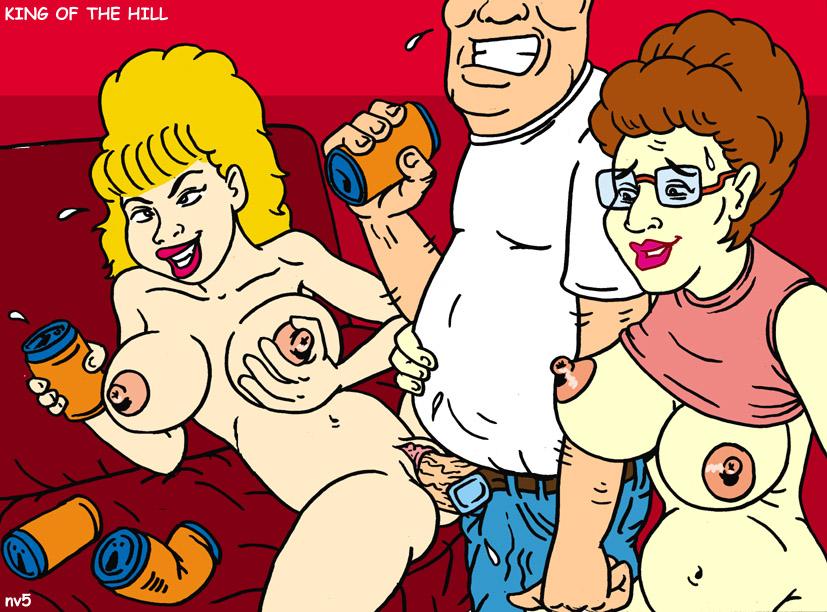 of the king hill comic sex Shinmai maou no testament toujou