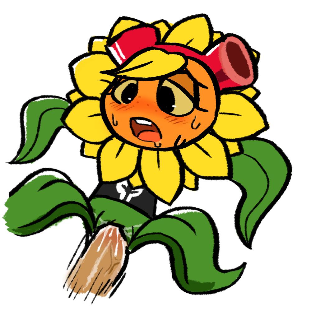 zombies sunflower warfare plants garden vs Mlp princess luna and celestia