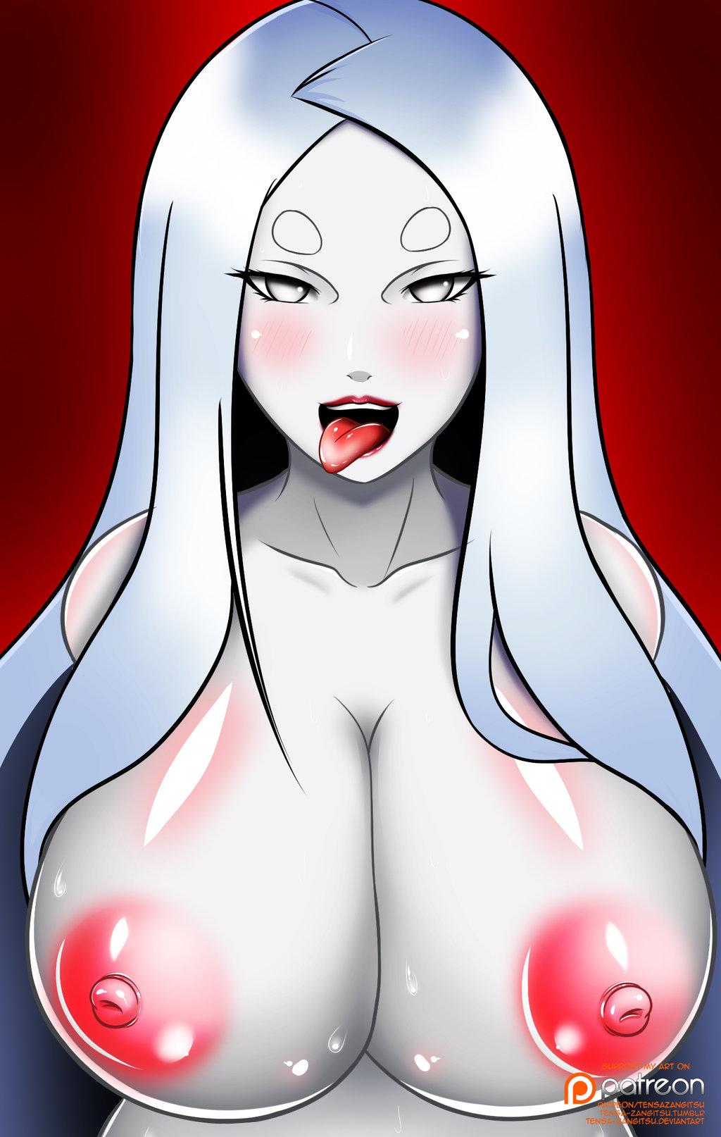 kaguya otsutsuki[edit] Dragon ball super videl nude