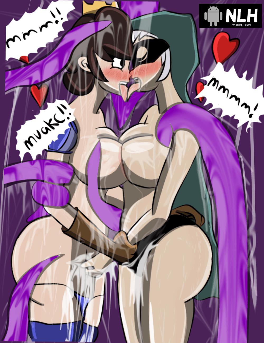 clash witch of sex clans Ero manga! h mo manga mo step-upd