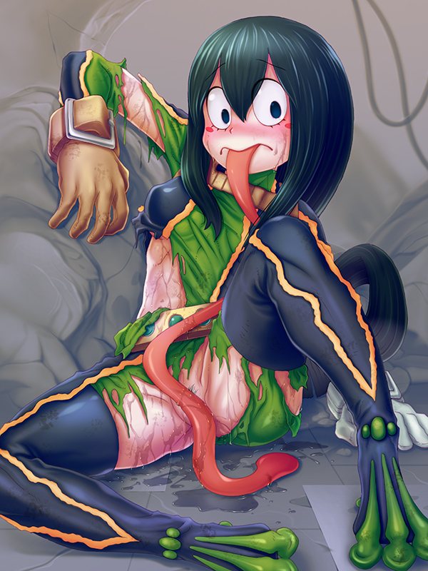 how is tsuyu old asui Wolverine and rogue pregnant fanfiction