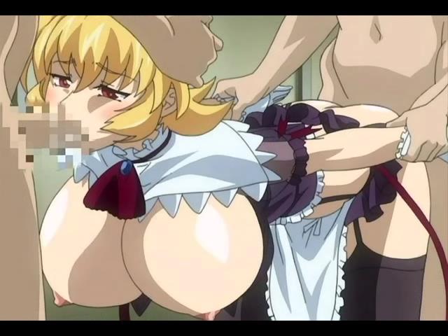 curo-kun maid shounen Uragi-sou no yuuna-san
