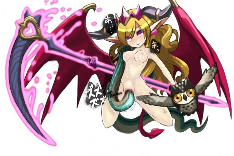 dragons puzzle and Kikurage (crayon arts)