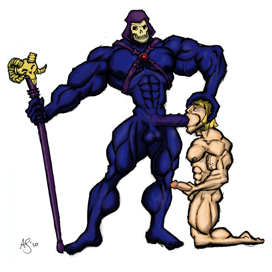 he-man Why is emperor pilaf young