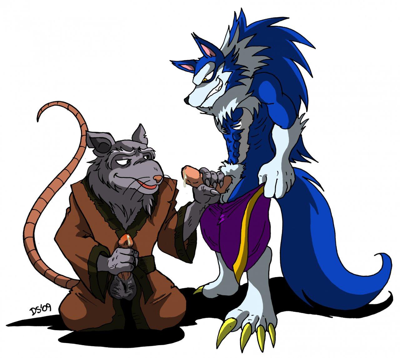 talbain and felicia darkstalkers jon Renkin san-kyuu magical