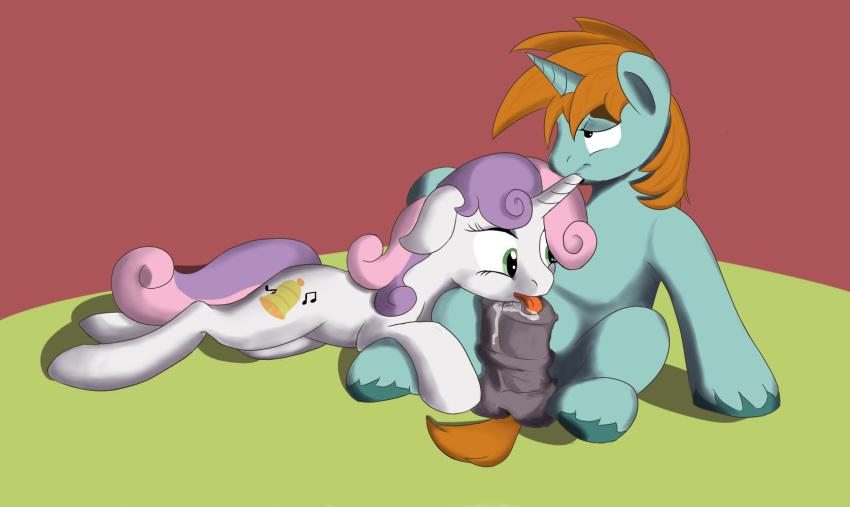 pony belle my sweetie little April o neil porn comics