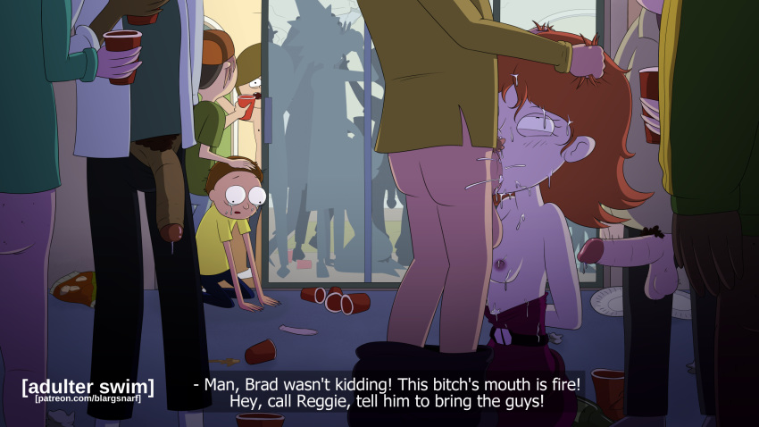 rick expansion and summer morty breast One punch man mosquito girl nude