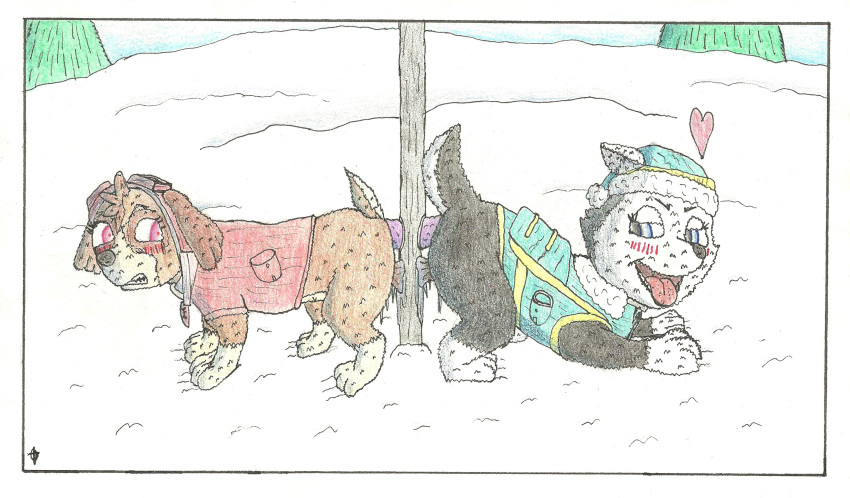 and tundra rocky patrol paw Fallen hero and the magic sword of truth