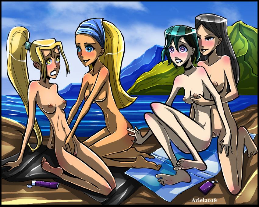 gwen underwear total drama island The buzz on maggie disney channel