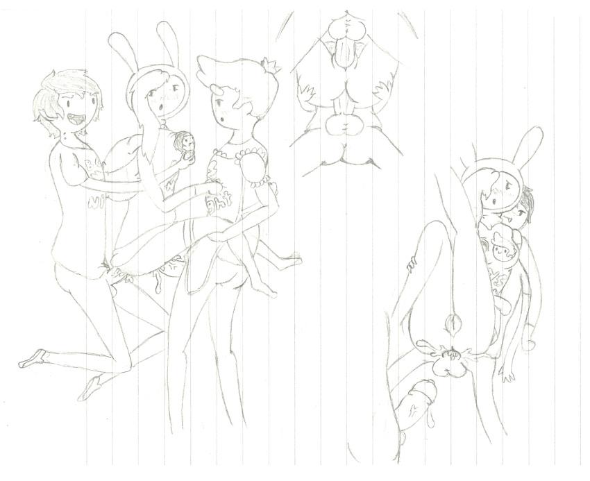 comics marshall lee prince x gumball Hikari to mizu no daphne