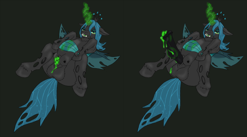 little chrysalis my pony queen Lady and the tramp angel