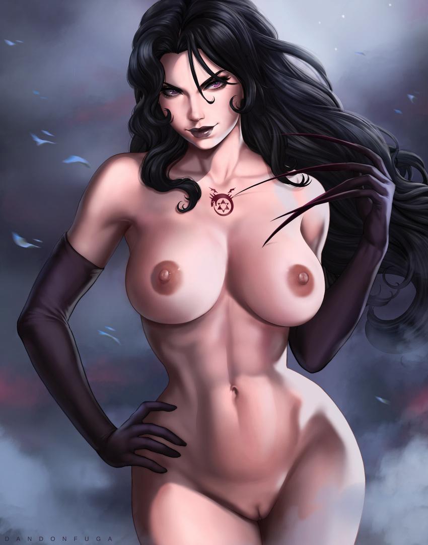 lust (fullmetal alchemist) Maid in heaven super s