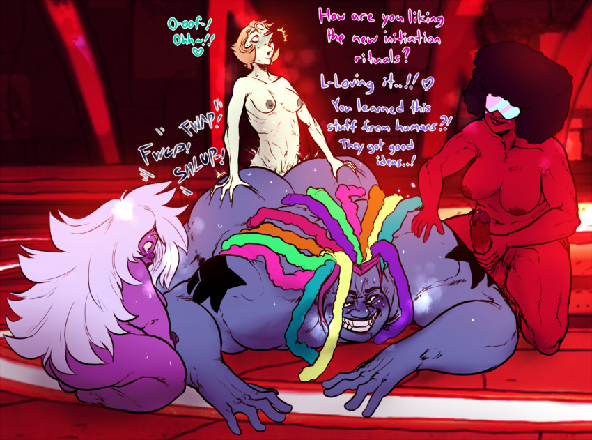 cream universe from steven sour Conkers bad fur day sex