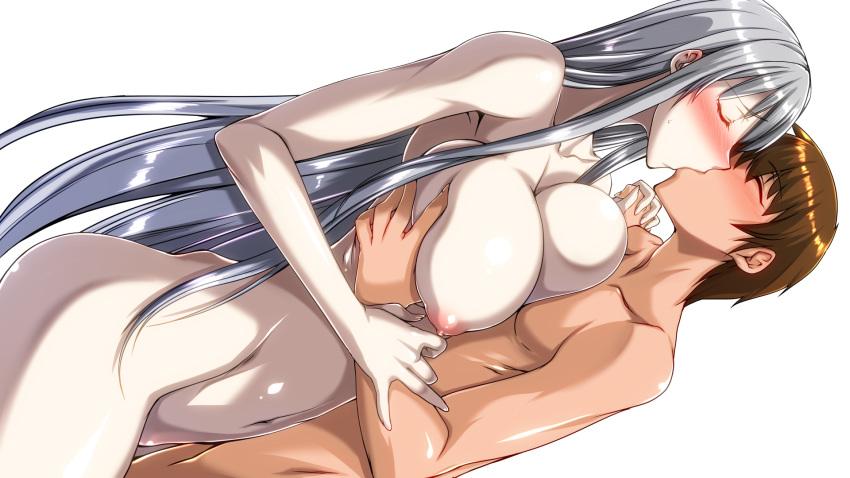 hyakuren-no-haou-to-seiyaku-no-valkyria Dragon ball z videl hot