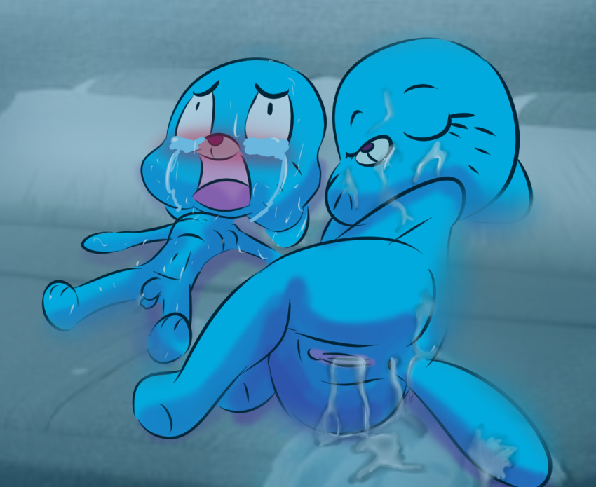of amazing gumball world alan Choose your own adventure vore