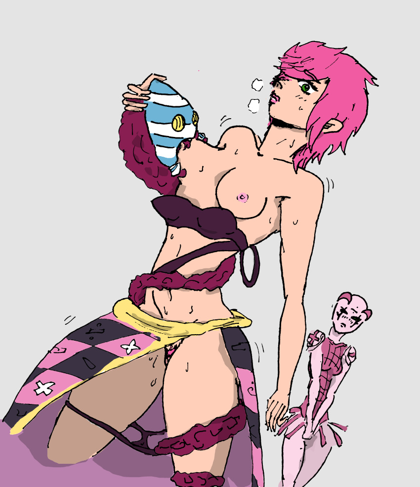 old trish how is una Mario tennis power tour characters
