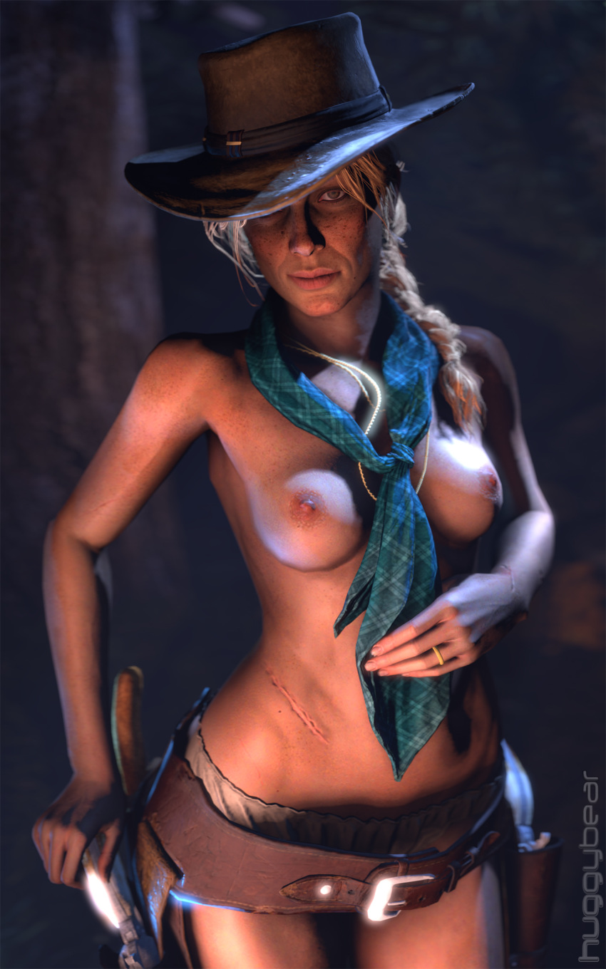 dead redemption red Rick and morty hentai gifs