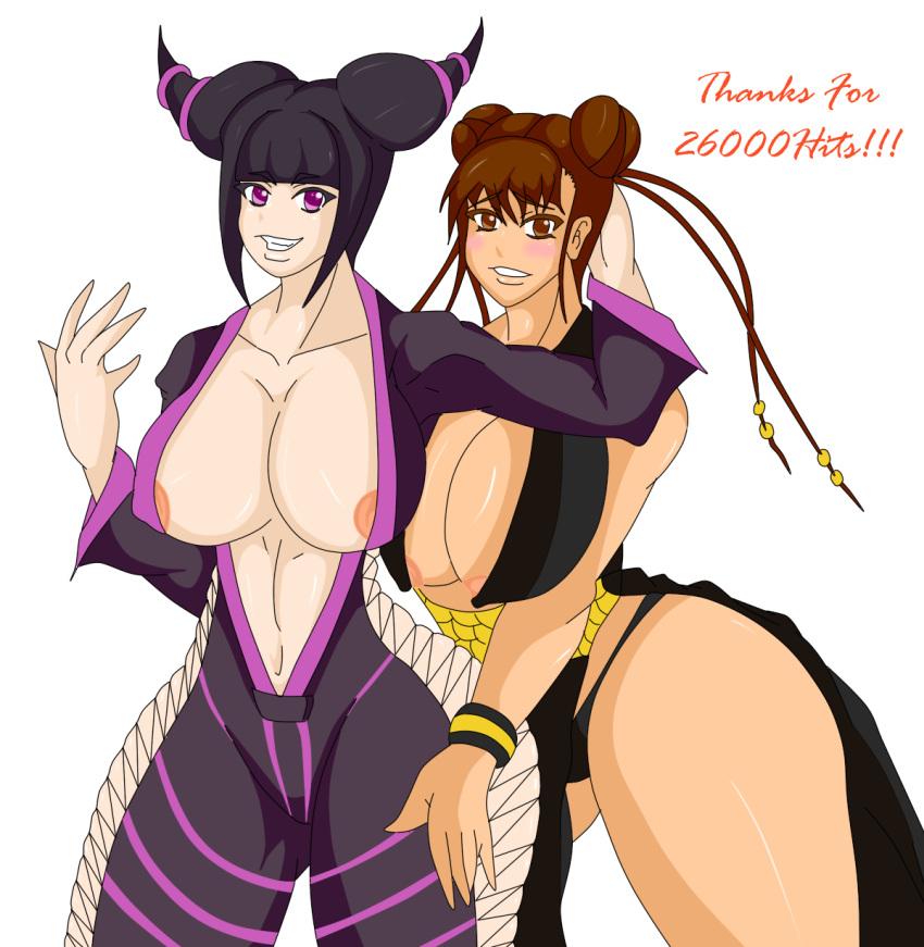 juri hentai chun li and Berri conker's bad fur day