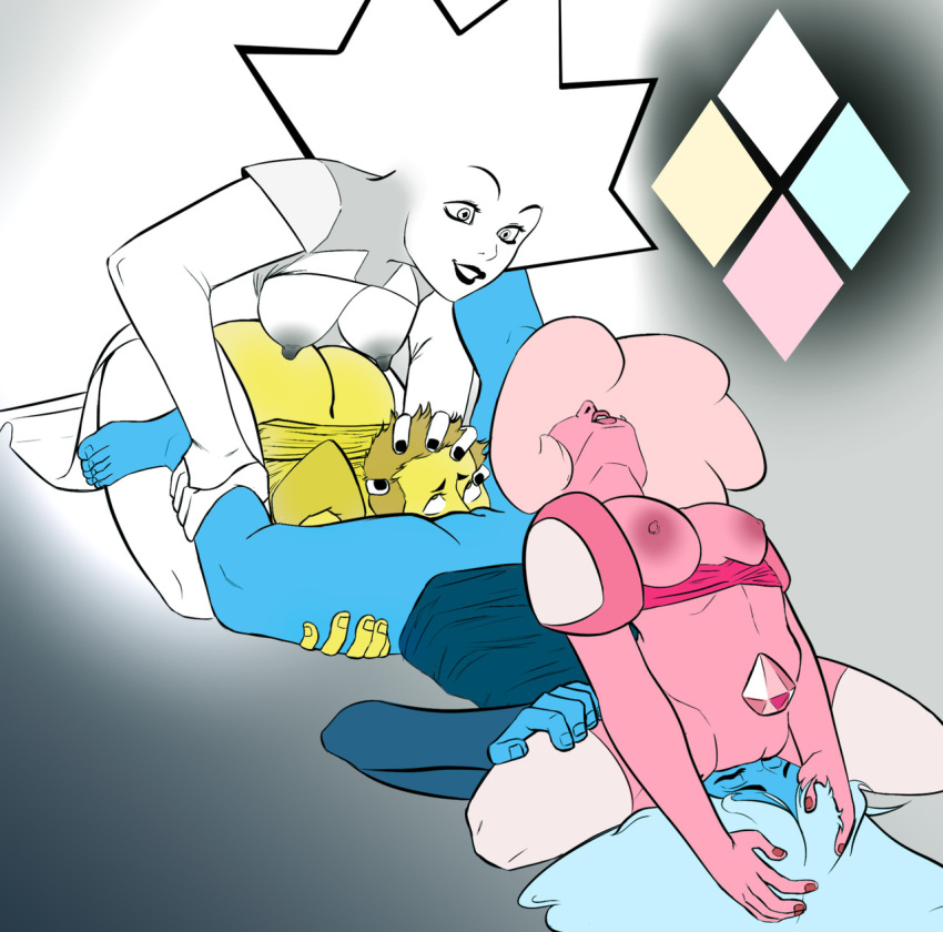 steven vs yellow universe diamond Ellie nude last of us