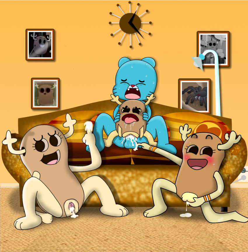without gumball amazing penny shell world of the Star vs the powers of evil