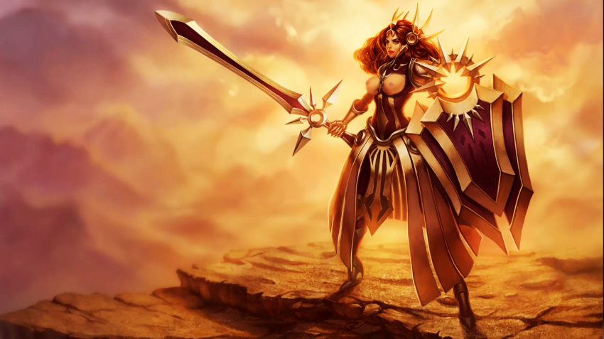 league legends drake of mountain M-okui: last order
