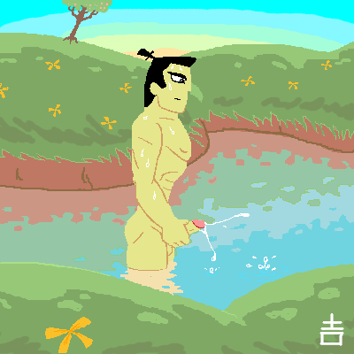 jack samurai eyed three dancer Parasyte the maxim