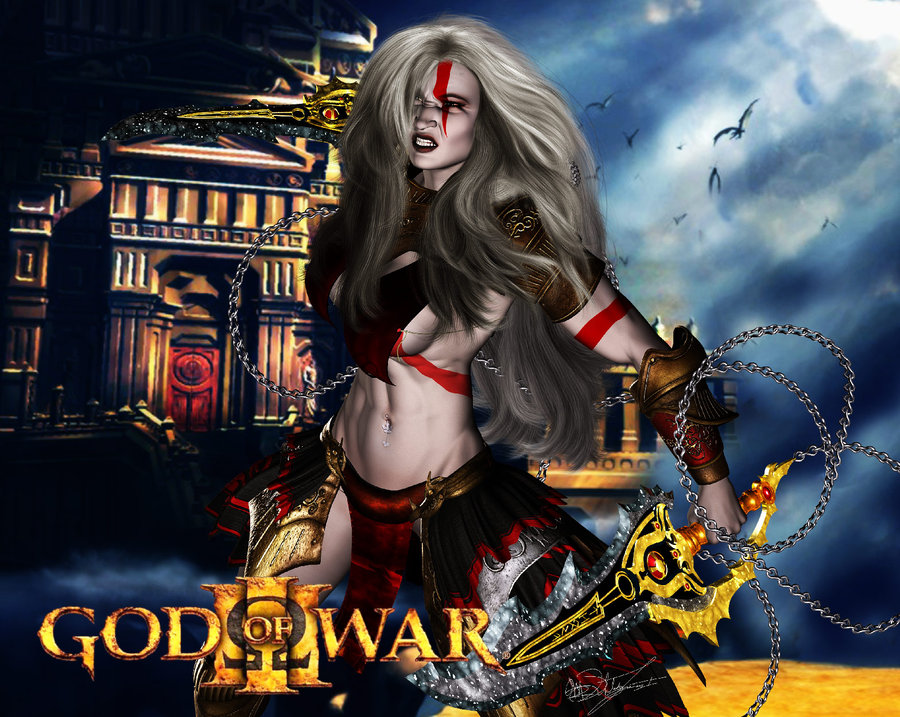 of 3 god war pandora Trials in tainted space nykke