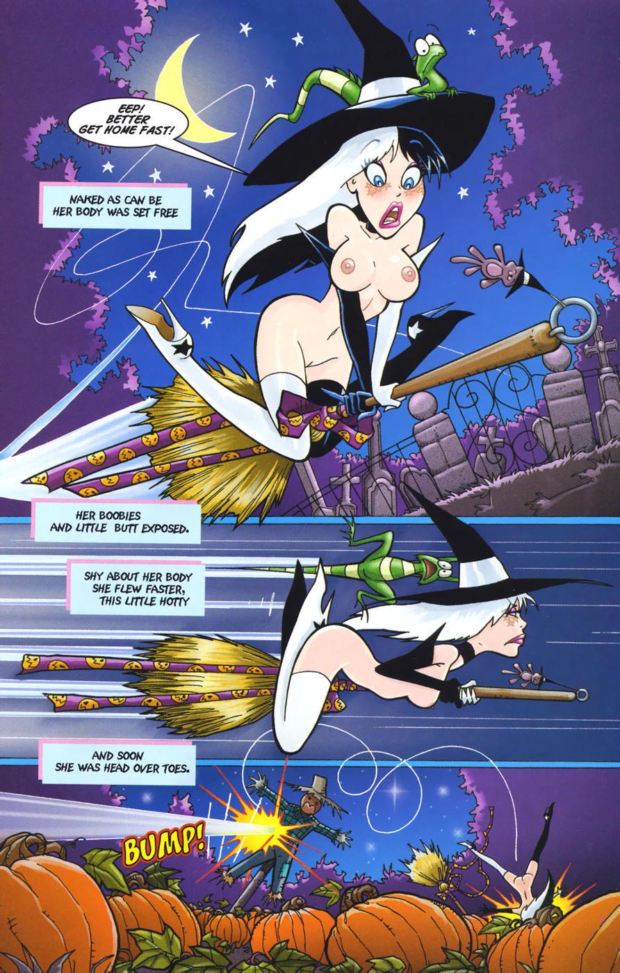 bubbles 3 witch black bubble Gwen vs 4 arms hentai