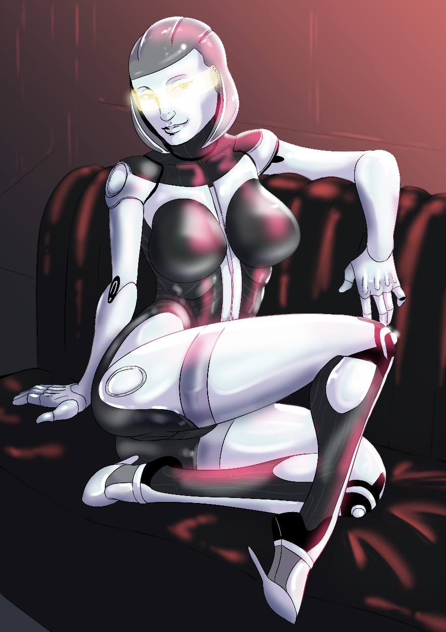 fanfiction and mass effect tali shepard The duke of death and his black maid