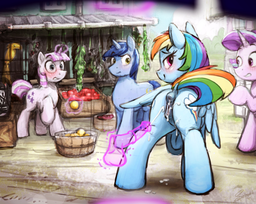 dash and mlp fanfiction spike rainbow Renner theiere chardelon ryle vaiself