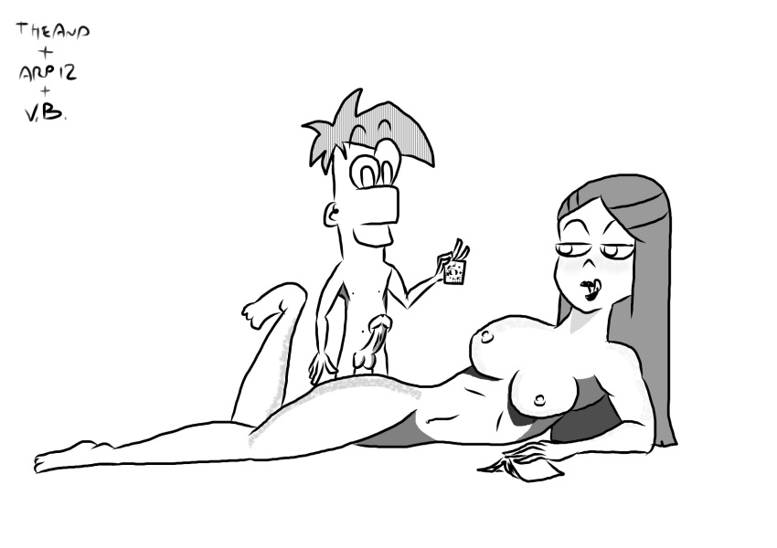 pics ferb sex and phineas Tornado one punch man nude