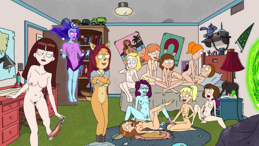and naked morty jessica rick My name is duki nuki