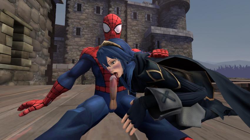man peter spectacular spider liz and Itsuka tenma no kuro usag